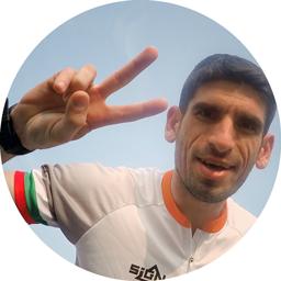 Кирил Николов, Дизела - планински бегач